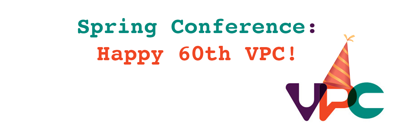 VPC Conference is May 5